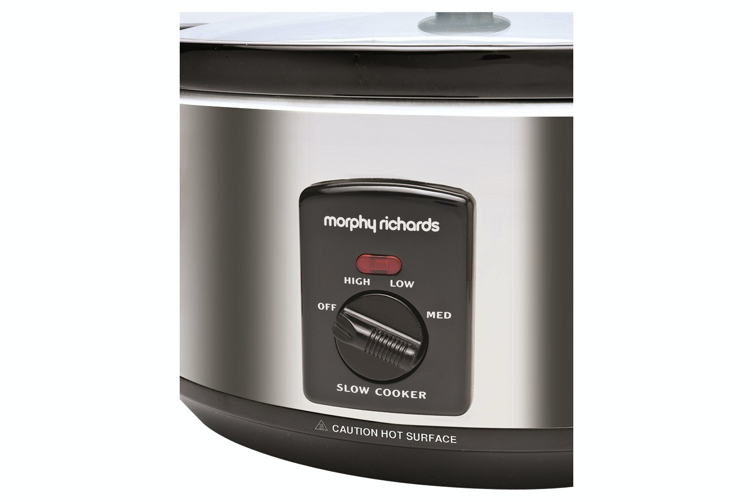 Morphy Richards 6.5L Oval Slow Cooker | 48715