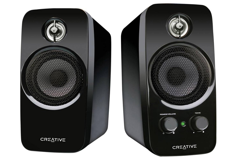 creative computer speakers. creative inspire t10 2.0 pc speakers computer t