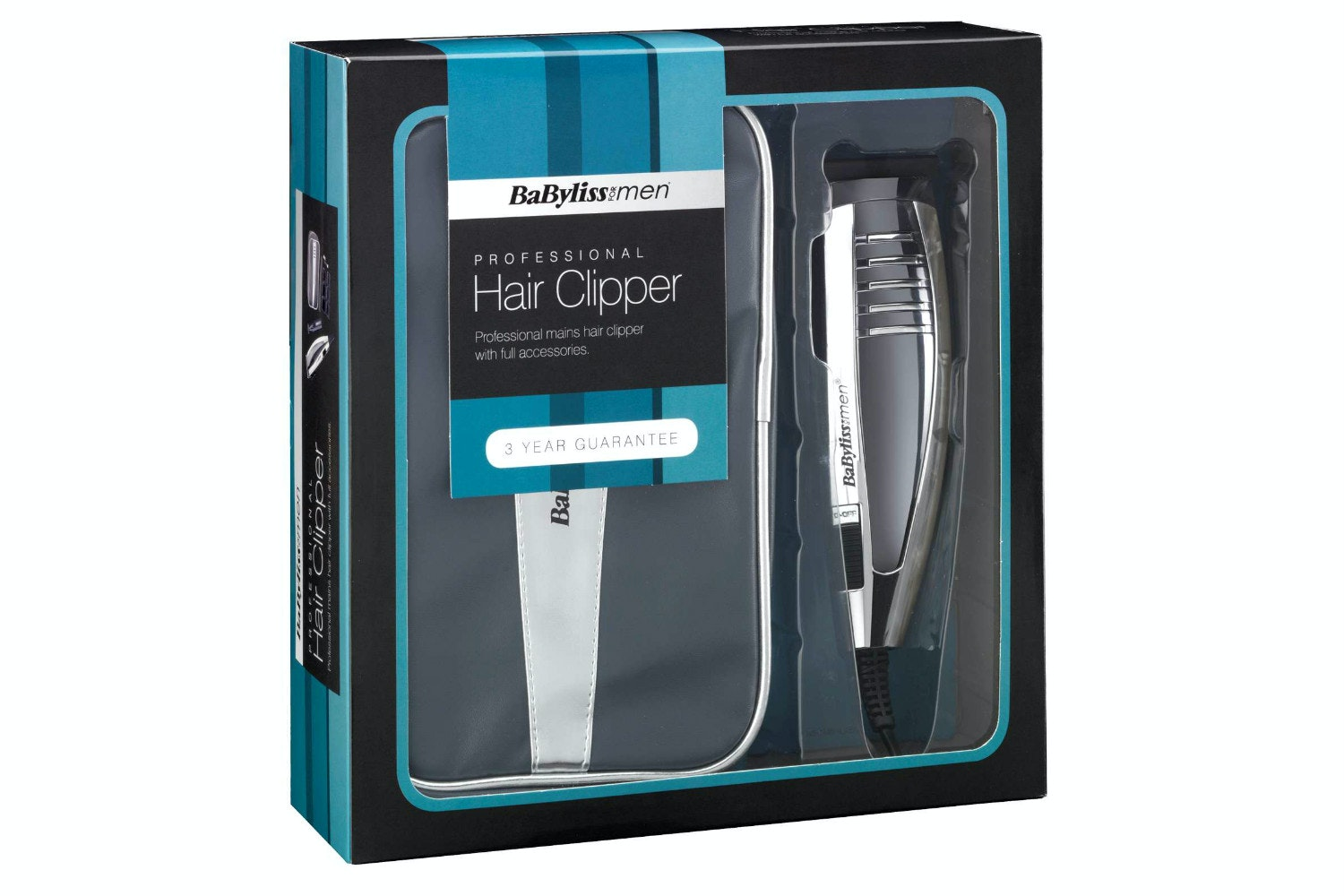 BaByliss Professional Hair Clipper Gift Set 7448BGU