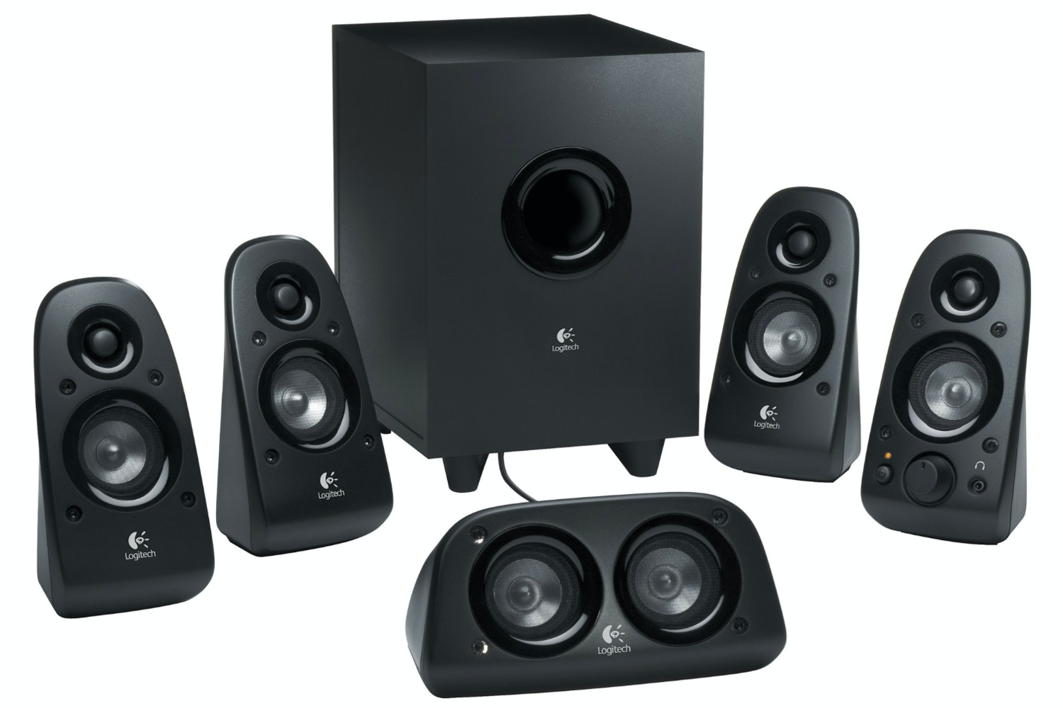 Logitech Z-506 PC Speakers