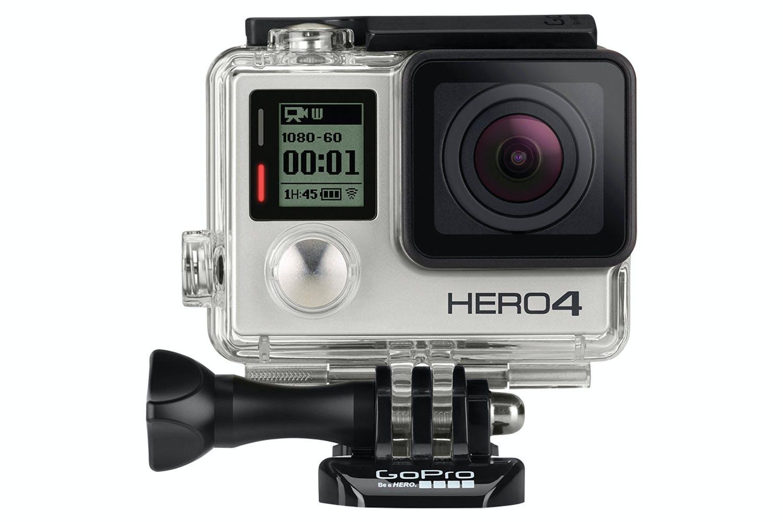 GoPro Hero4 | Silver Edition