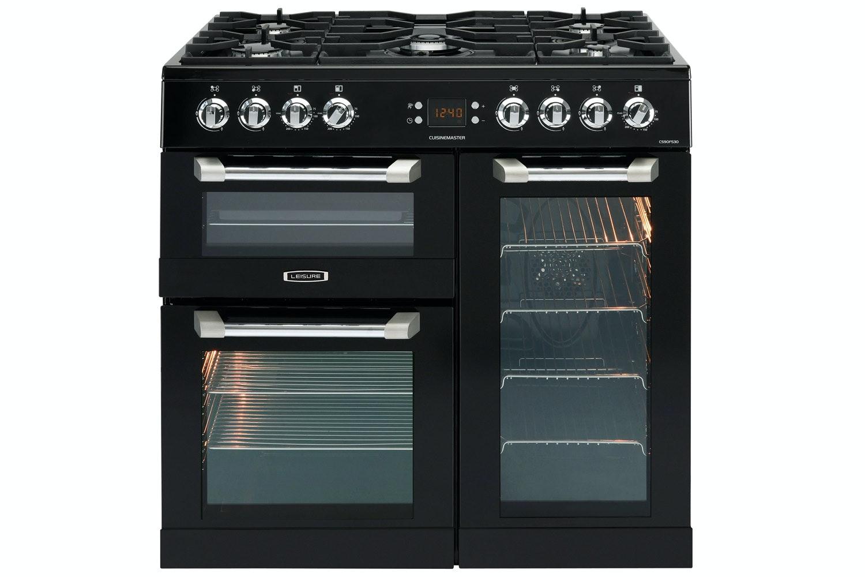 Leisure CuisineMaster 90cm Dual Fuel Range Cooker   CS90F530K