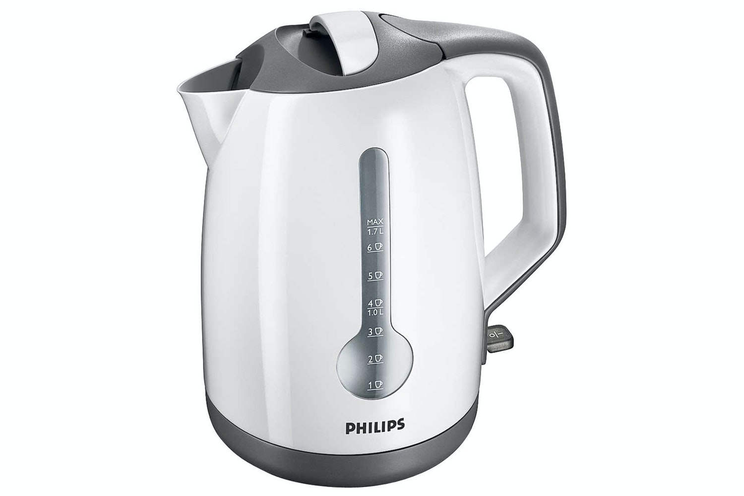 Philips 1.7L Electric Kettle | White