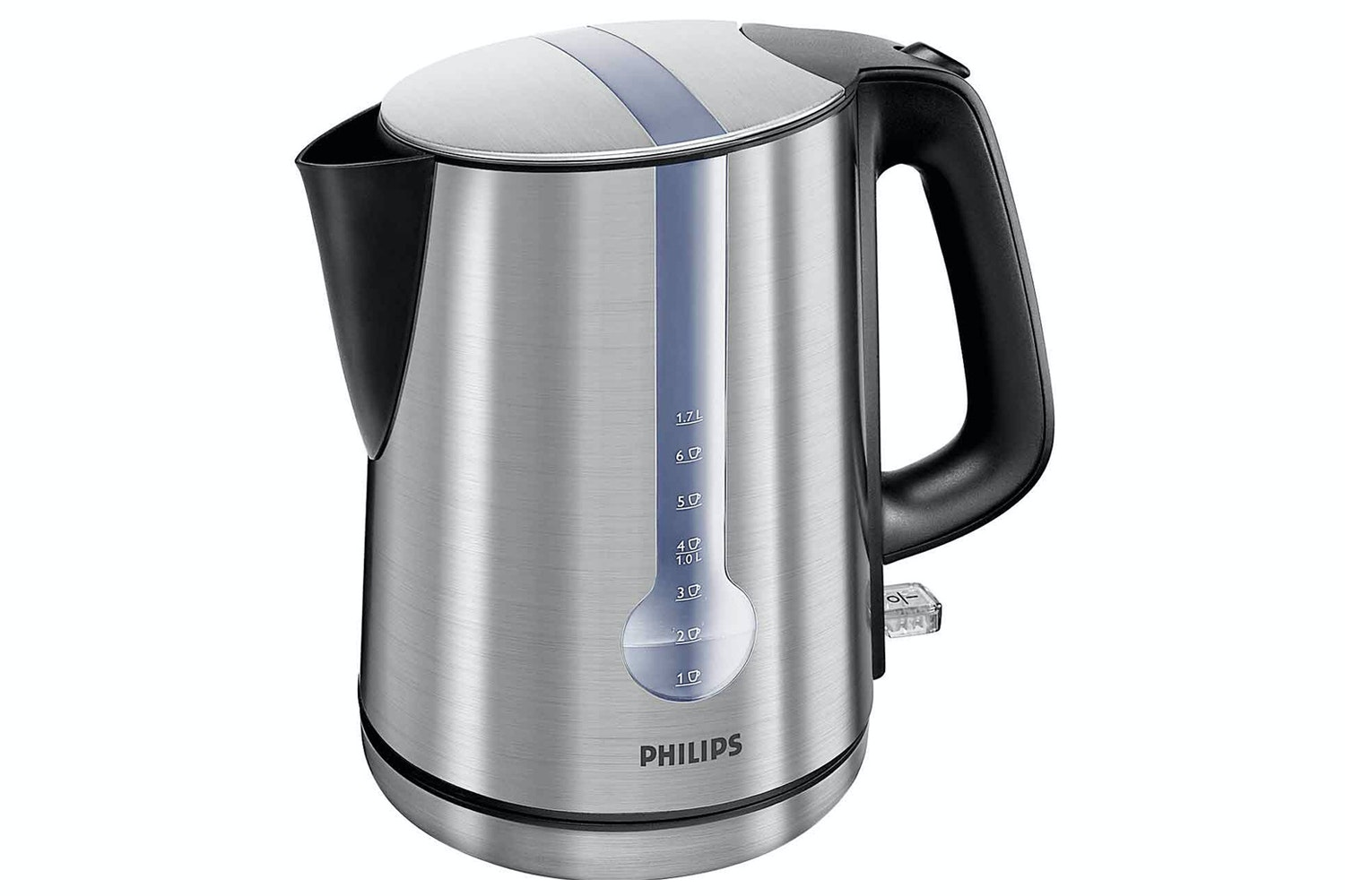 Philips Brushed Metal Kettle