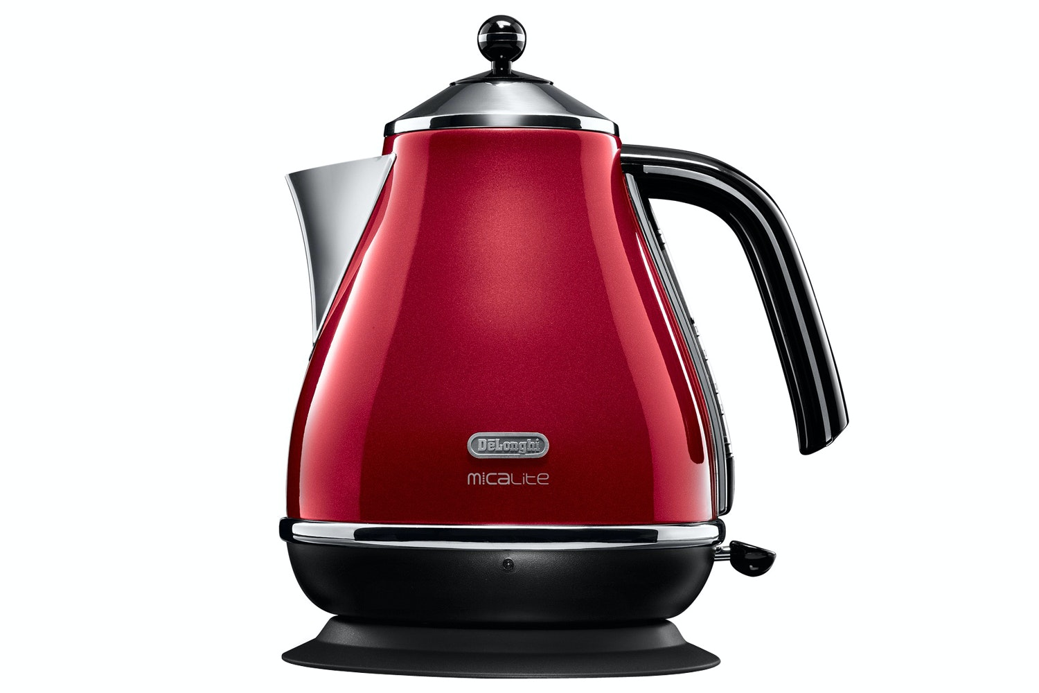 DeLonghi Micalite 1.7L Kettle | Red