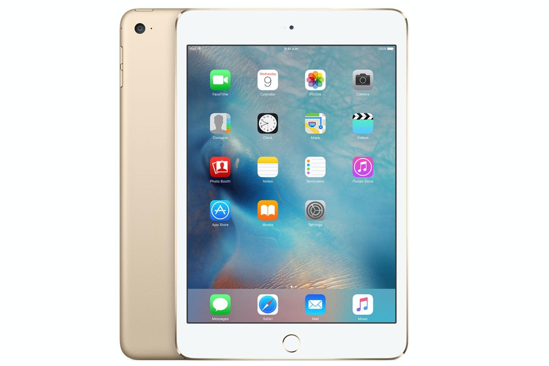 Apple Ipad Mini 4 Wi Fi 128gb Gold Ireland Dash 2003 Chevy Silverado