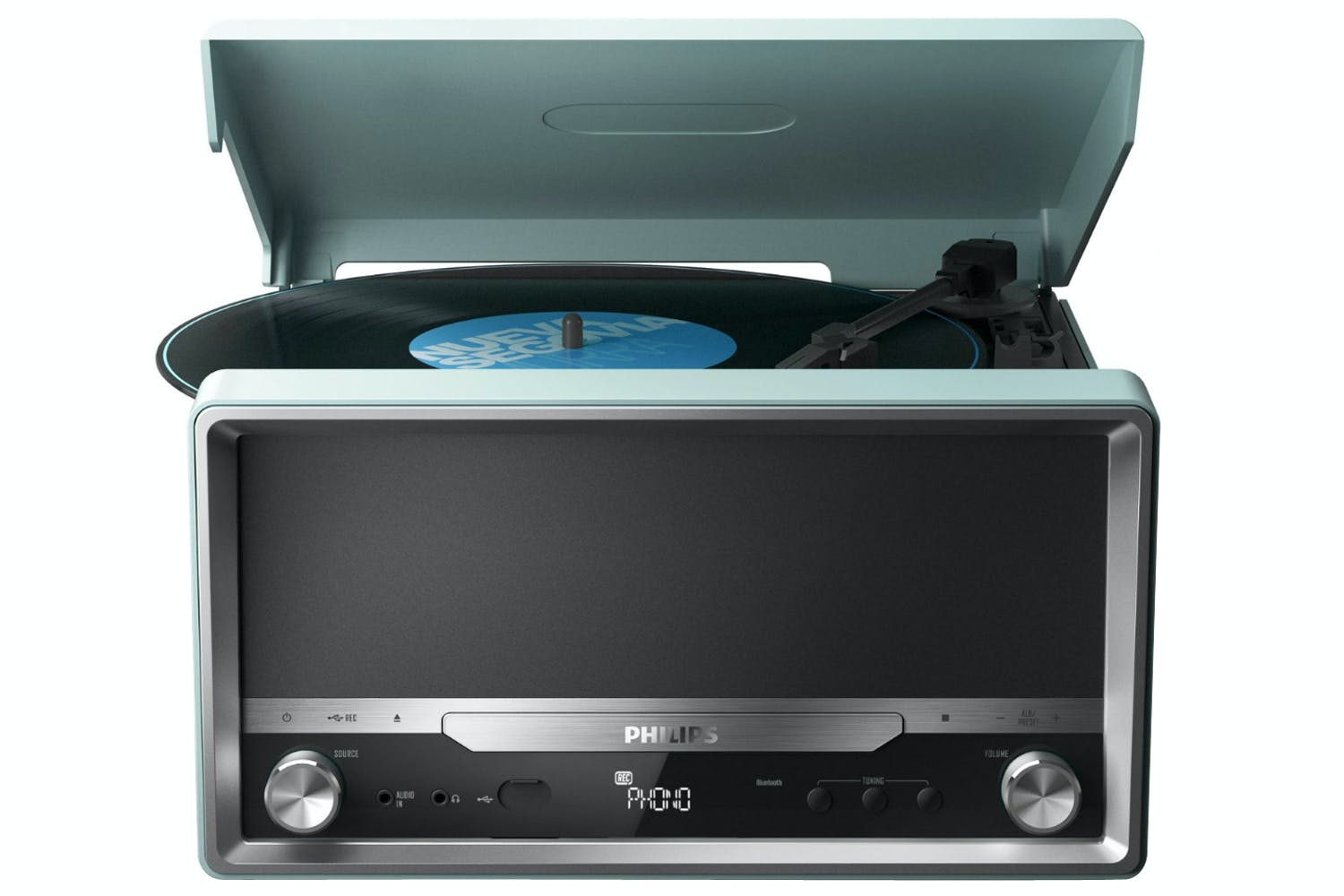 Philips Sound System with Turntable | OTT2000/10