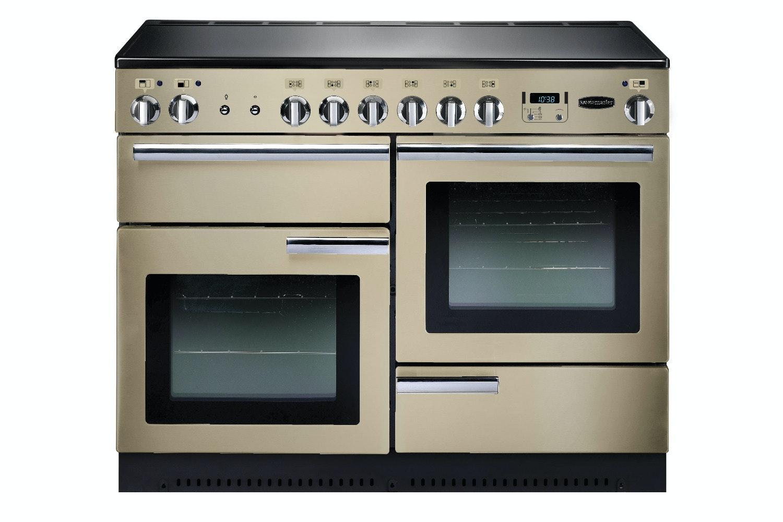 rangemaster pro plus 110cm range cooker cream PROP110ECCR/C