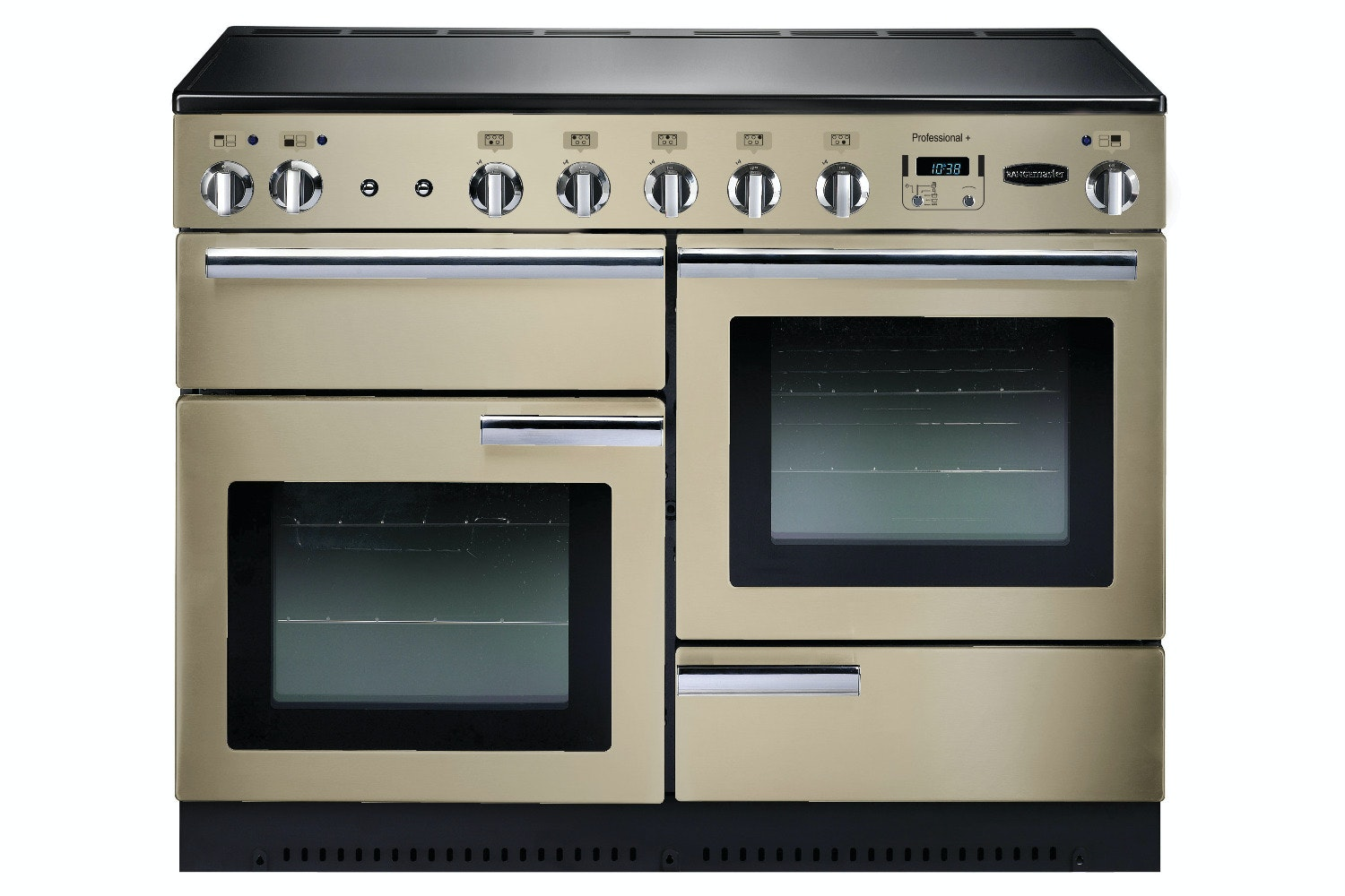 Rangemaster Pro Plus 110cm Electric Range Cooker | PROP110EICR/C | Cream