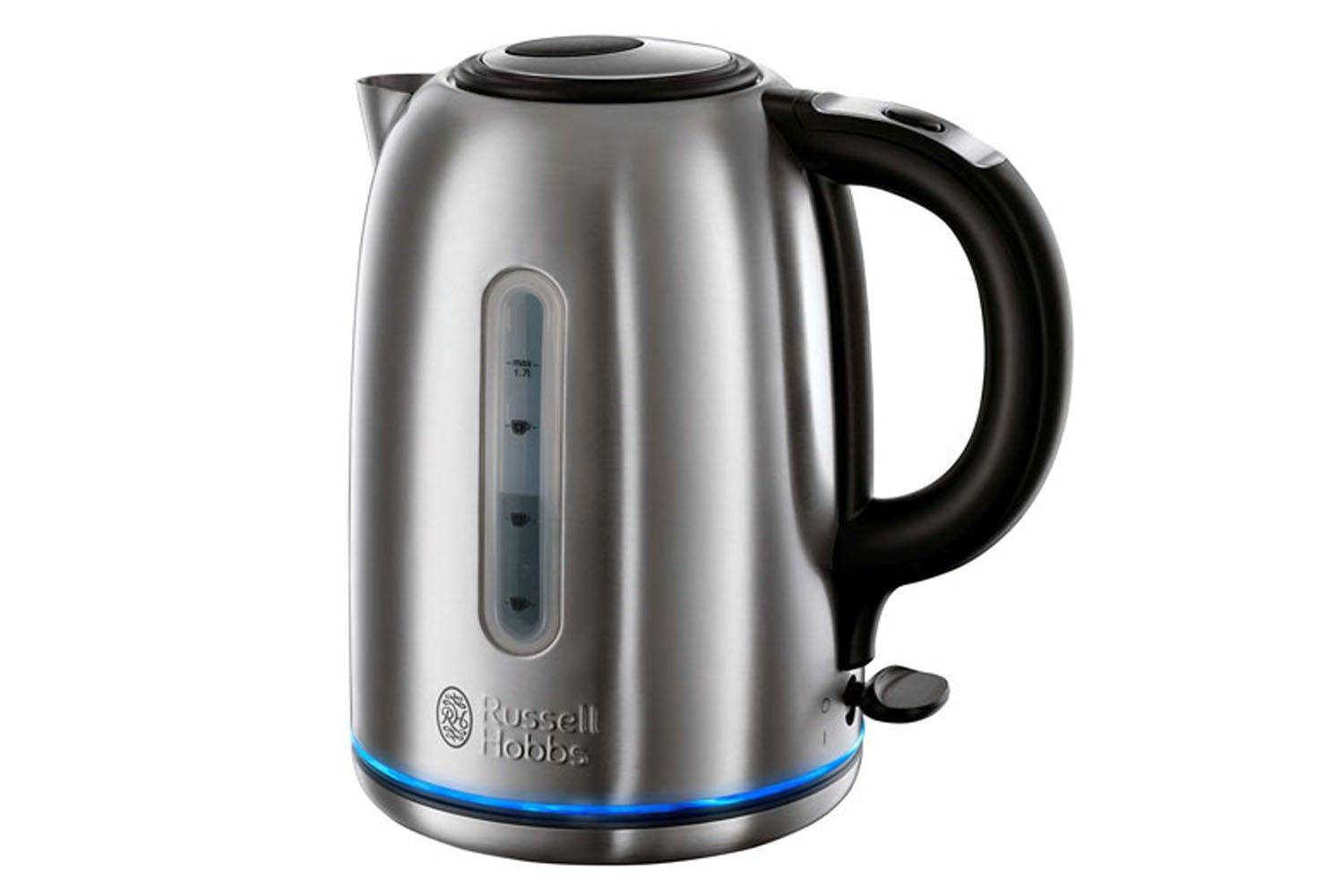 Russell Hobbs 1.7L Quiet Boil Kettle | 20460 | Stainless Steel