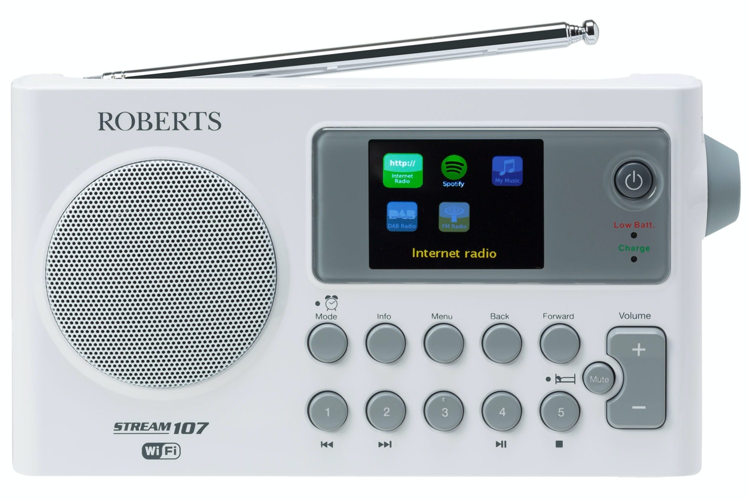 Roberts Internet Radio | Stream107