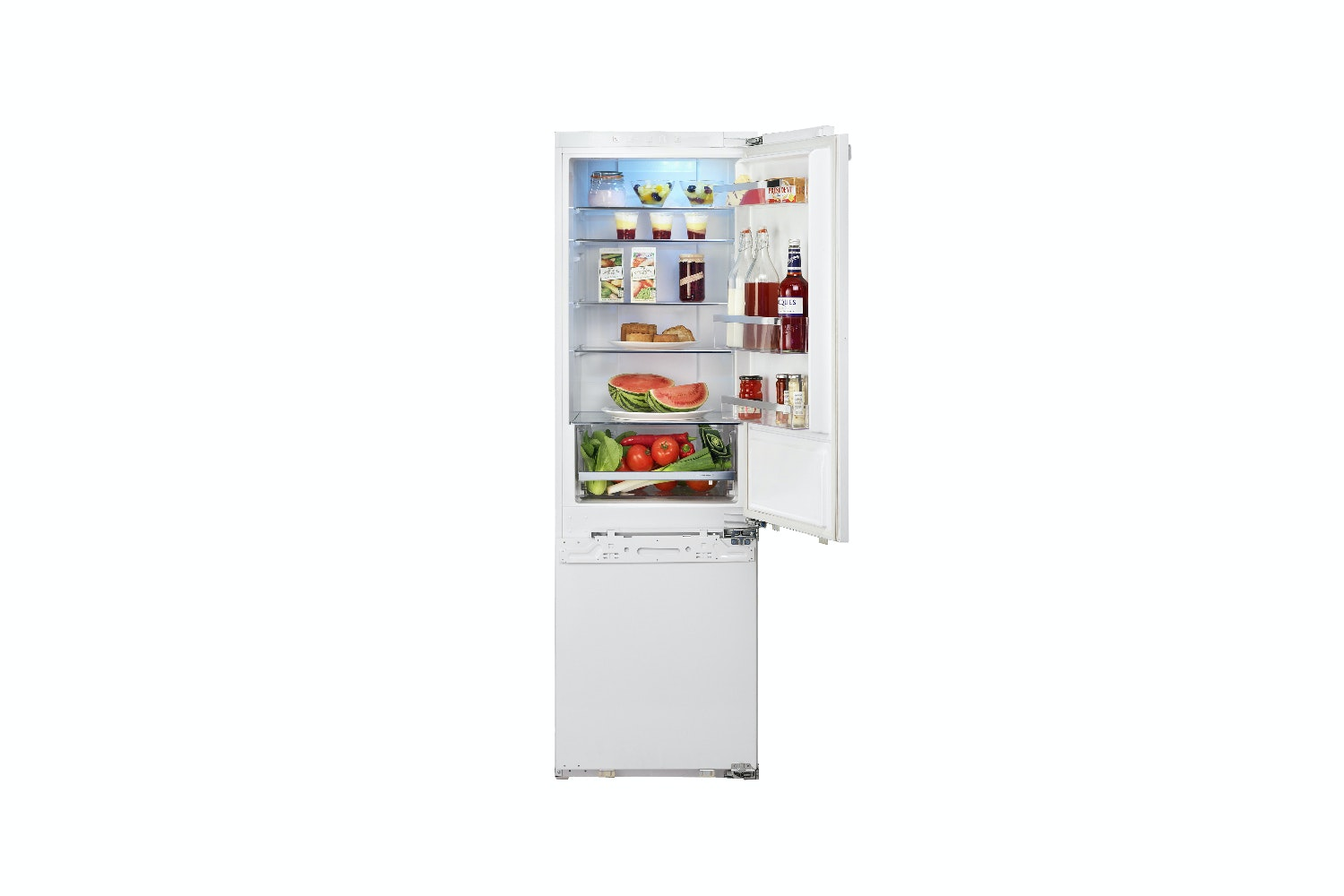 Rangemaster Buit-In Fridge Freezer | RFXF7030FI/AP
