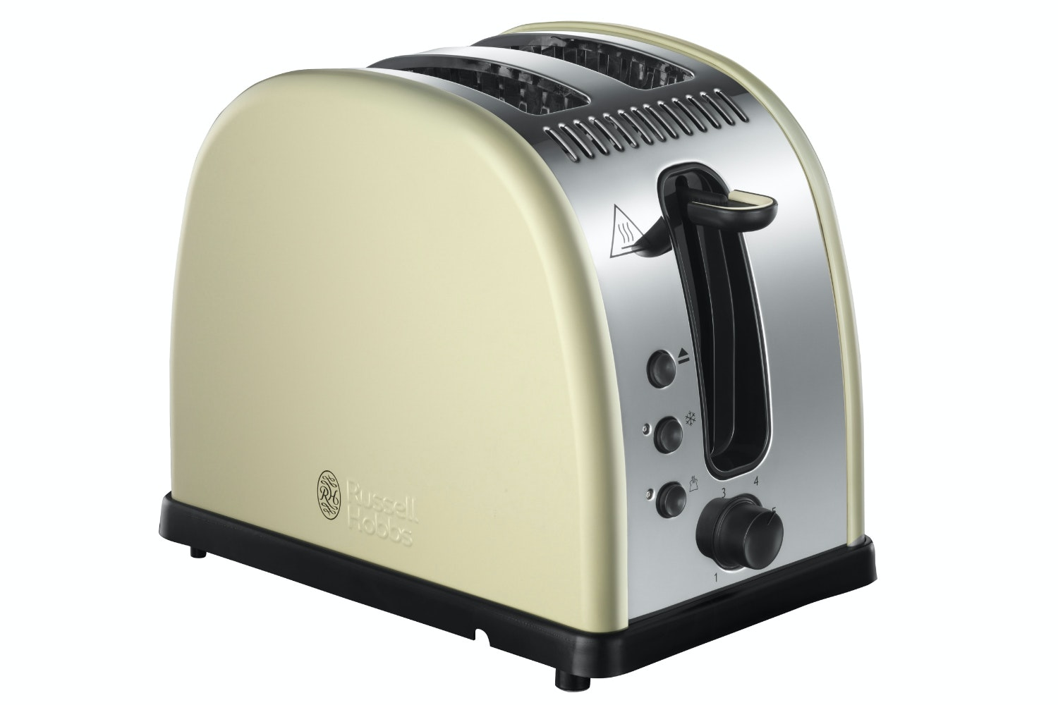 Russell Hobbs Legacy Collection 2 Slice Toaster | 21292 | Cream