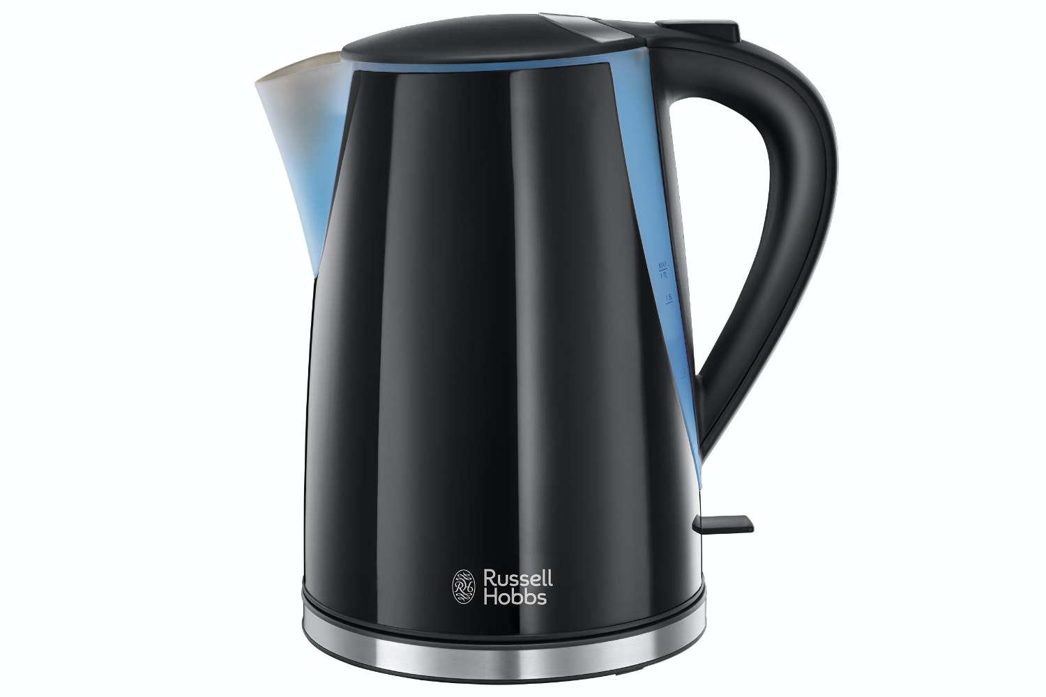 Russell Hobbs 1.7L Mode Kettle | Black