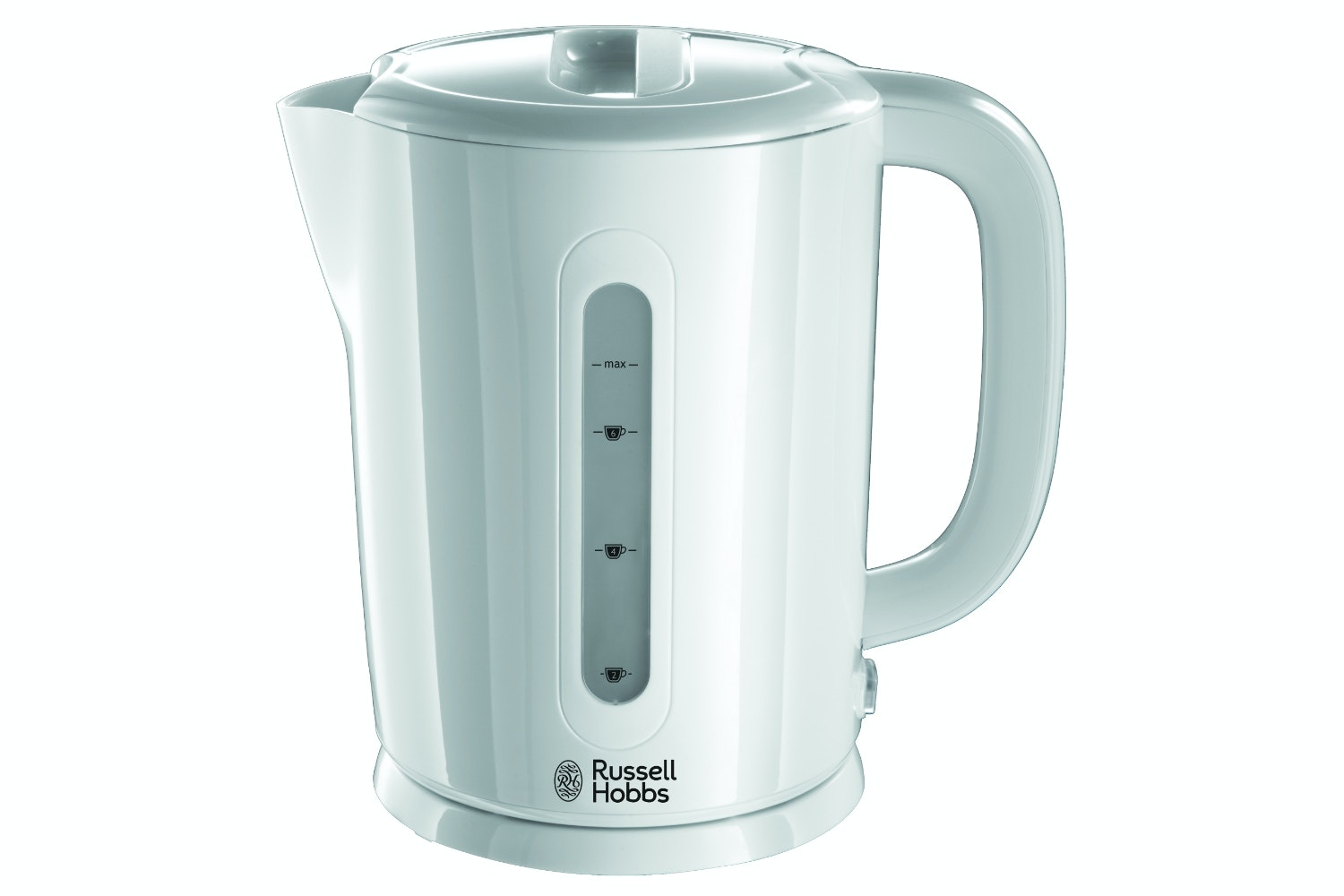 Russell Hobbs 1.7L Darwin 360 Immersed Kettle | 21470 | White