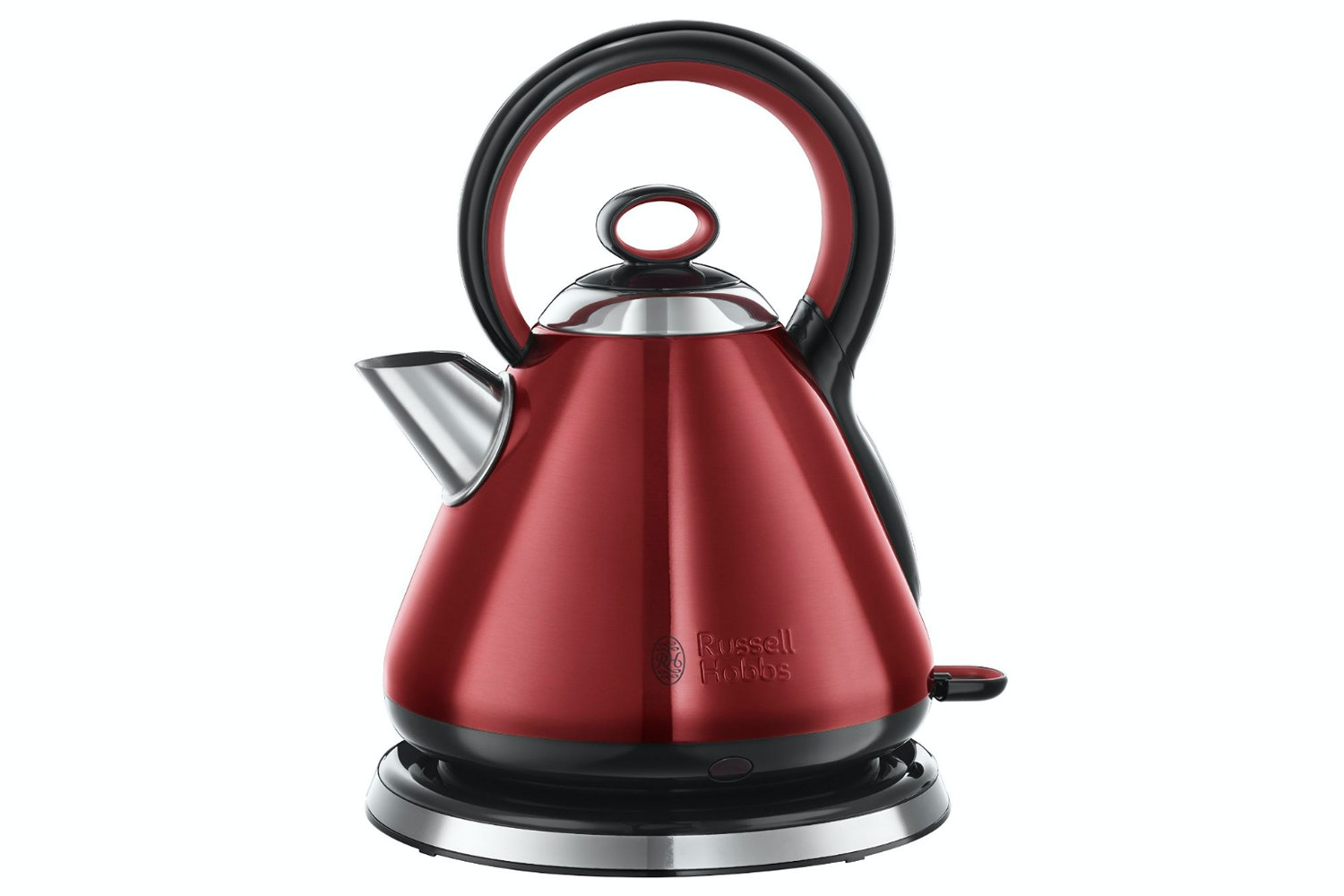 Russell Hobbs 1.7L Legacy Kettle | 21881 | Metallic Red