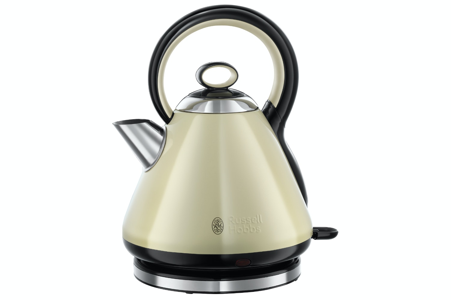 Russell Hobbs 1.7L Legacy Collection Kettle | 21882 | Cream