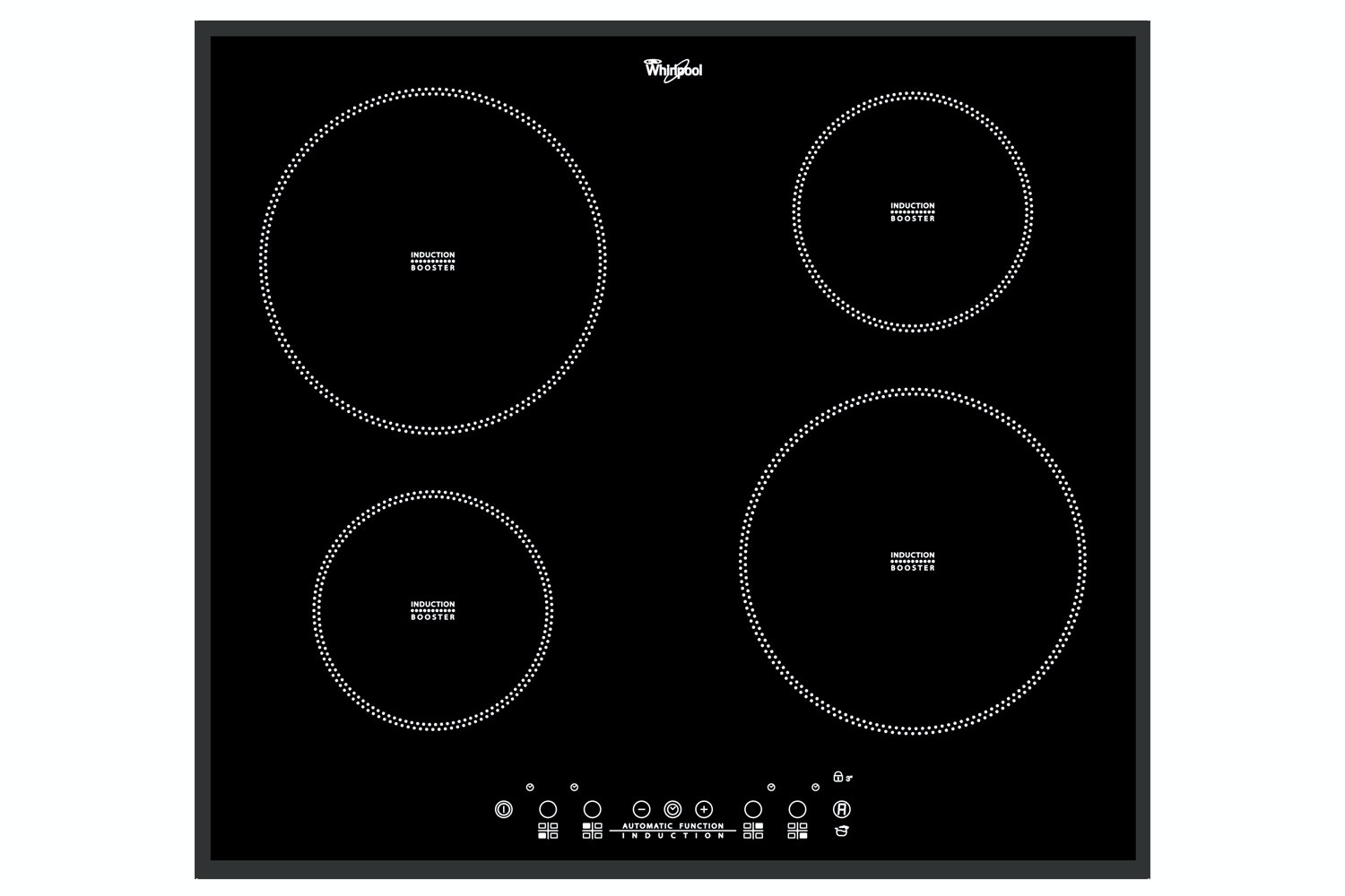 Whirlpool Induction Hob | ACM804/BA