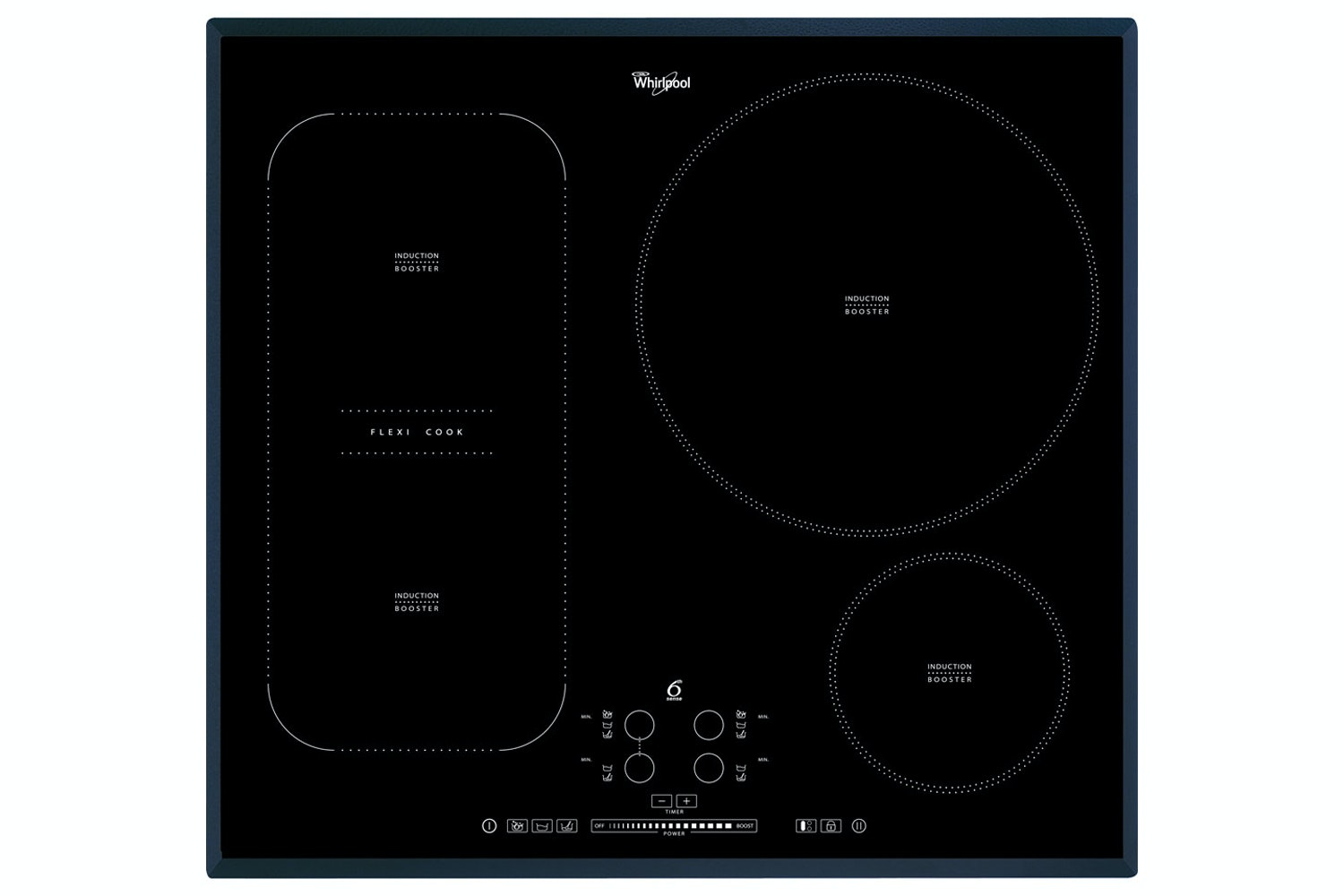 Whirlpool Induction Hob | ACM847/BA