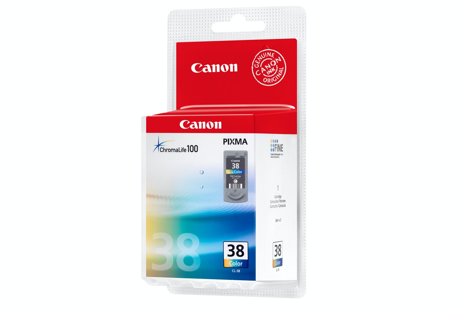 Canon Colour Ink | CL-38