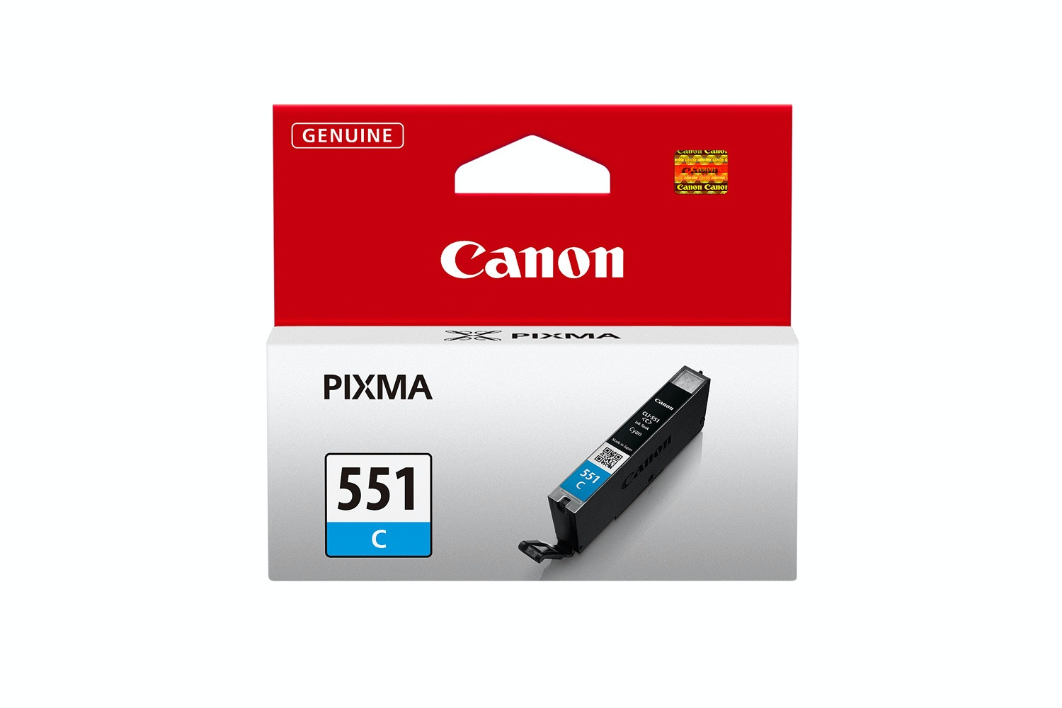Canon CLI-551 XL Ink Cartridge | Cyan
