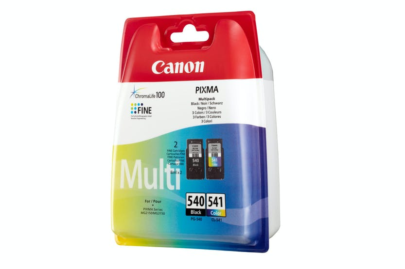 Canon PG-540/CL-541 Multipack | 2 Pack