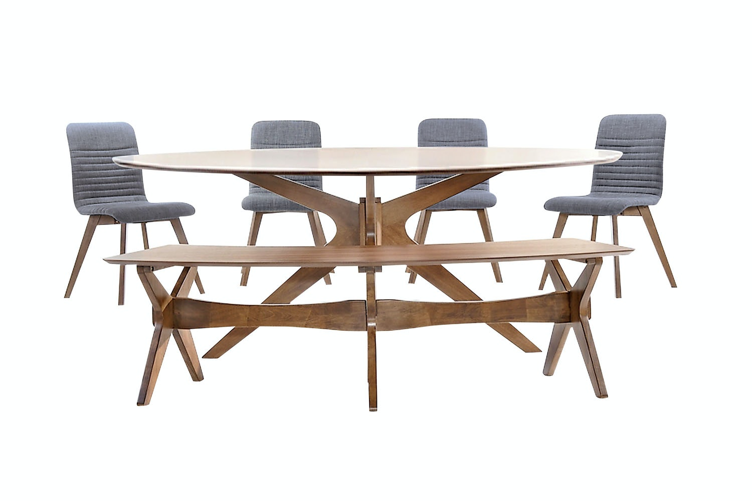 Delfina 6-Piece Dining Set