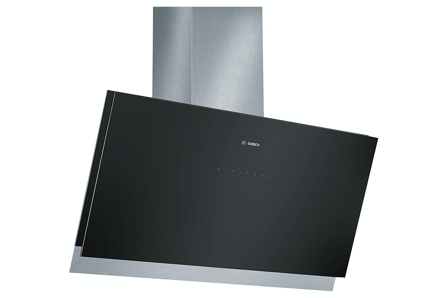 Bosch 90cm Angled Glass Extractor Hood
