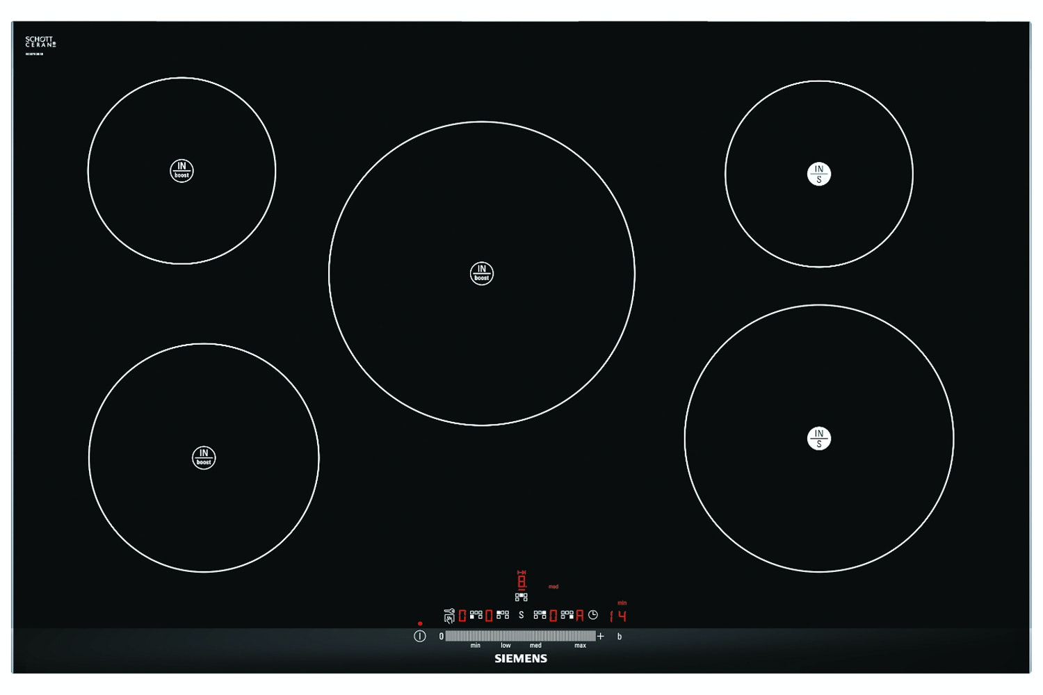 Siemens 812mm Induction Hob  EH875FM27E