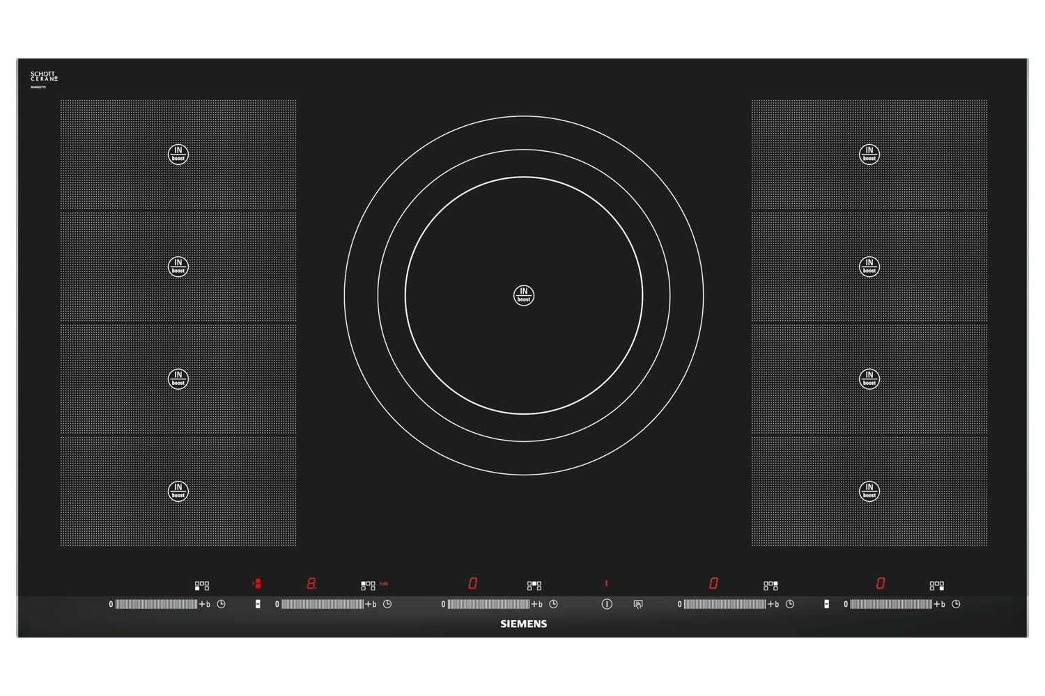 Siemens iQ700 flexInduction Hob EH975SZ17E