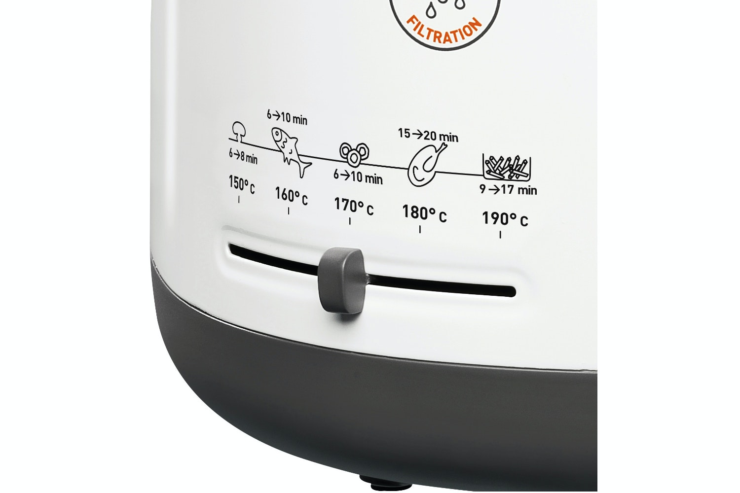 Tefal Filtra One FF162140 Variable control