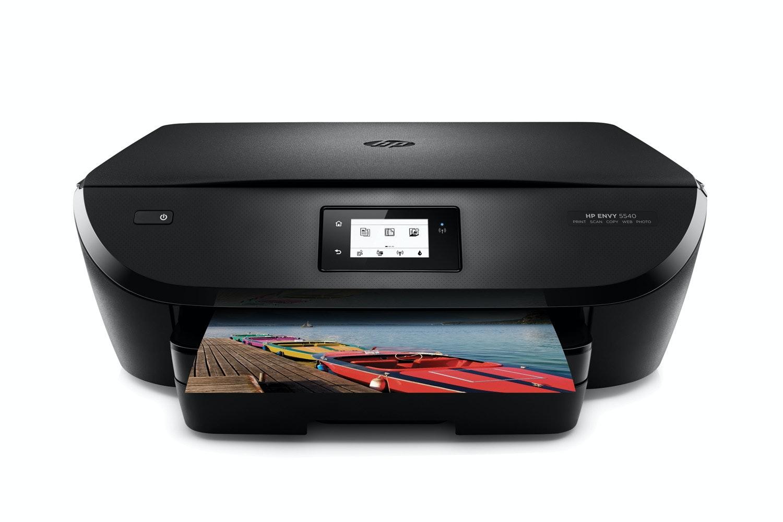 HP Envy 5540 All-in-One WiFi Printer