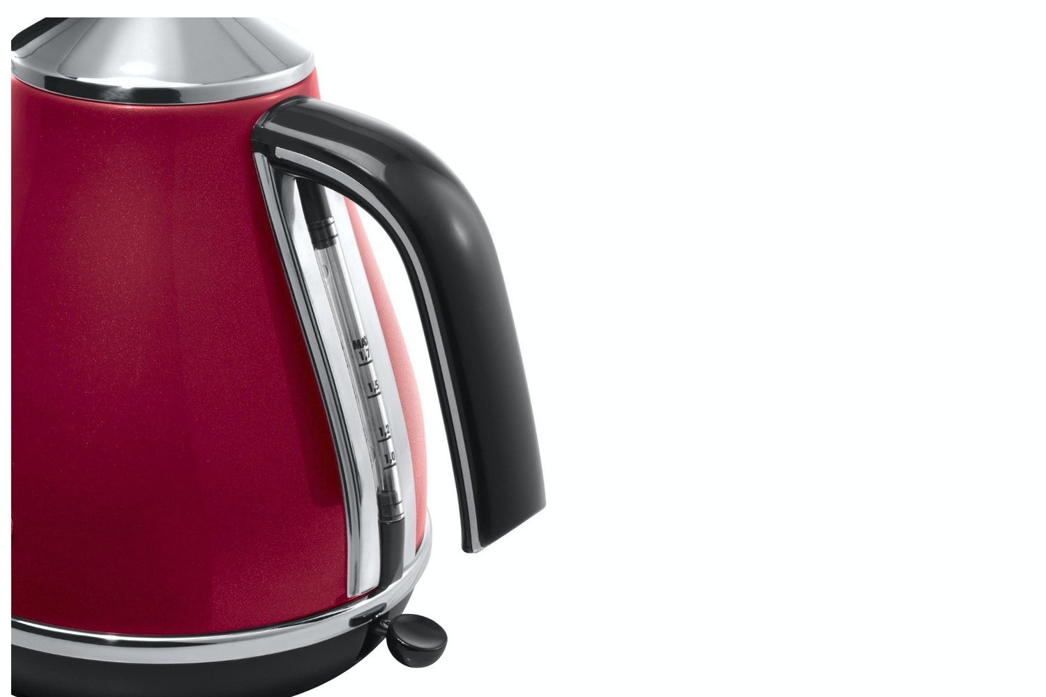 DeLonghi Micalite 1.7L Kettle | KBOM3001R | Red