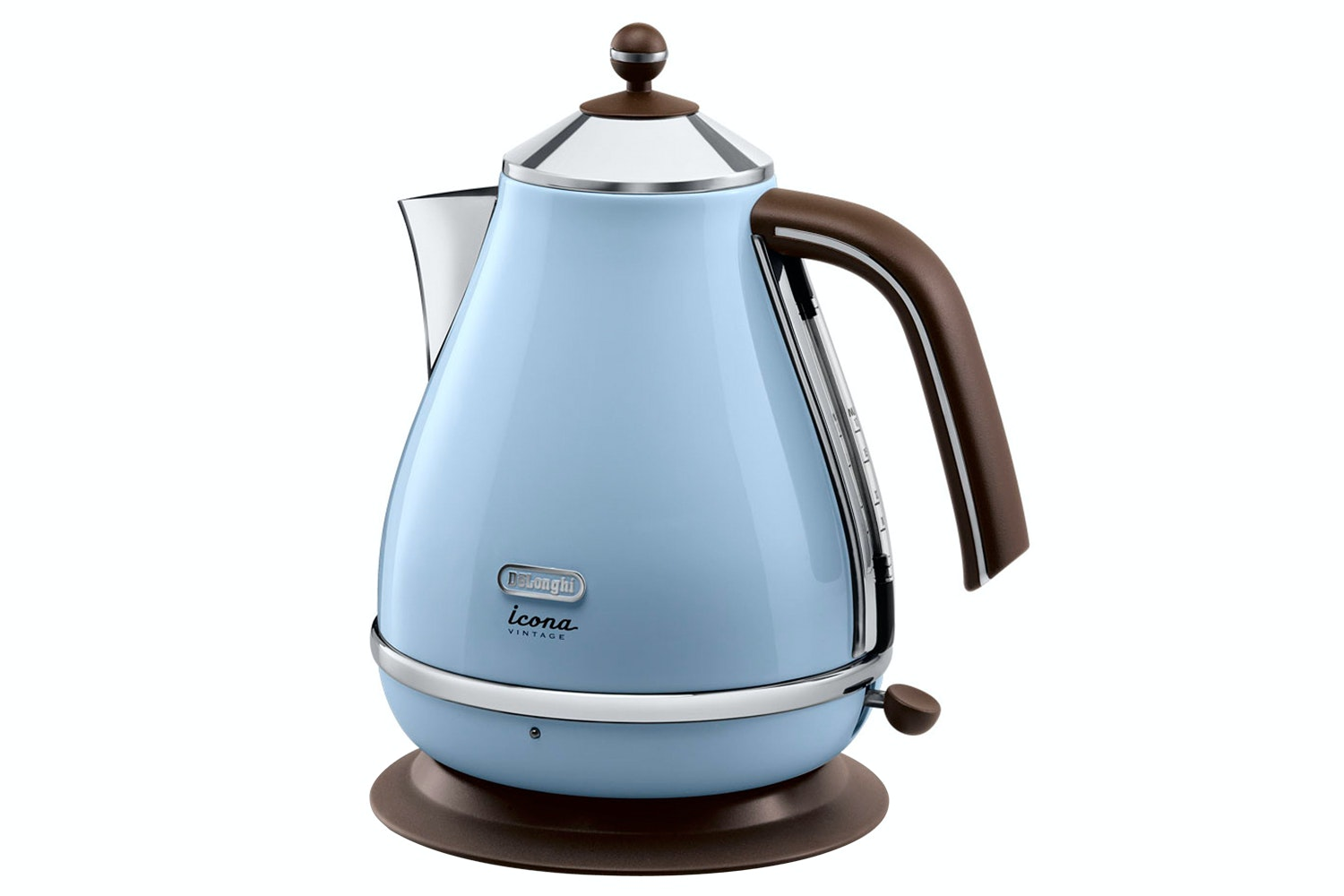 DeLonghi 1.7L Vintage Kettle | Blue