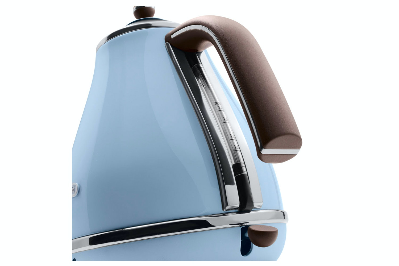 DeLonghi Vintage 1.7L Kettle | KBOV3001AZ | Blue