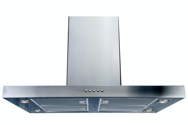 Luxair Flat Glass Hood | LA90FLTSS