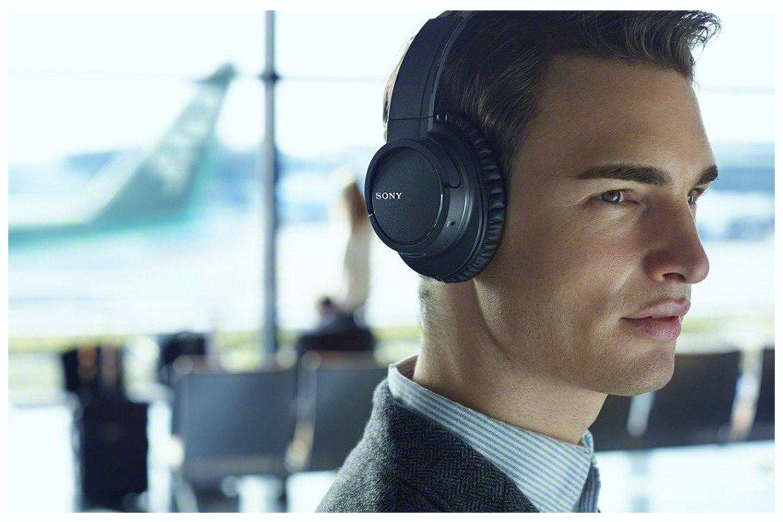 Sony Headphones | MDRZX770BNB.CE7