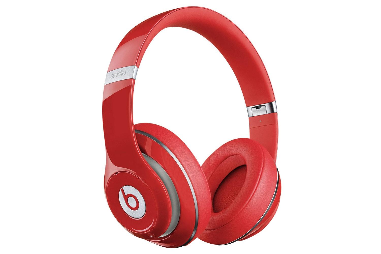 Beats by Dre Studio Headphones | Red