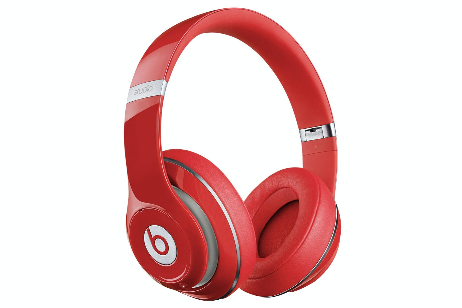 Beats by Dre Studio Headphones | Red