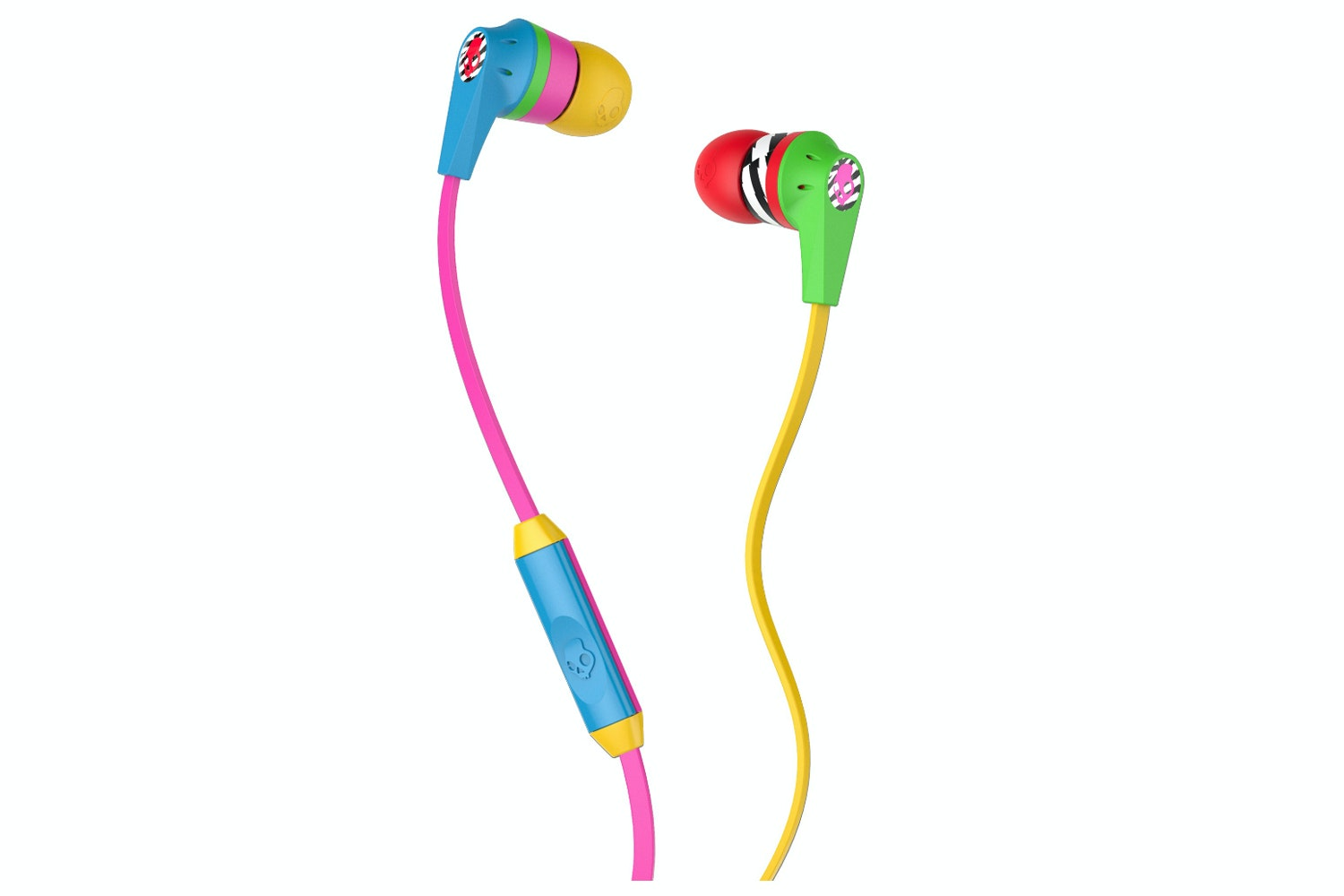 Skullcandy Locals Only Riot Earphones