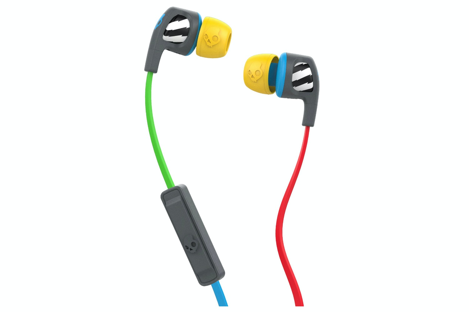 Skullcandy Smokin' Buds Earphones | Multicoloured