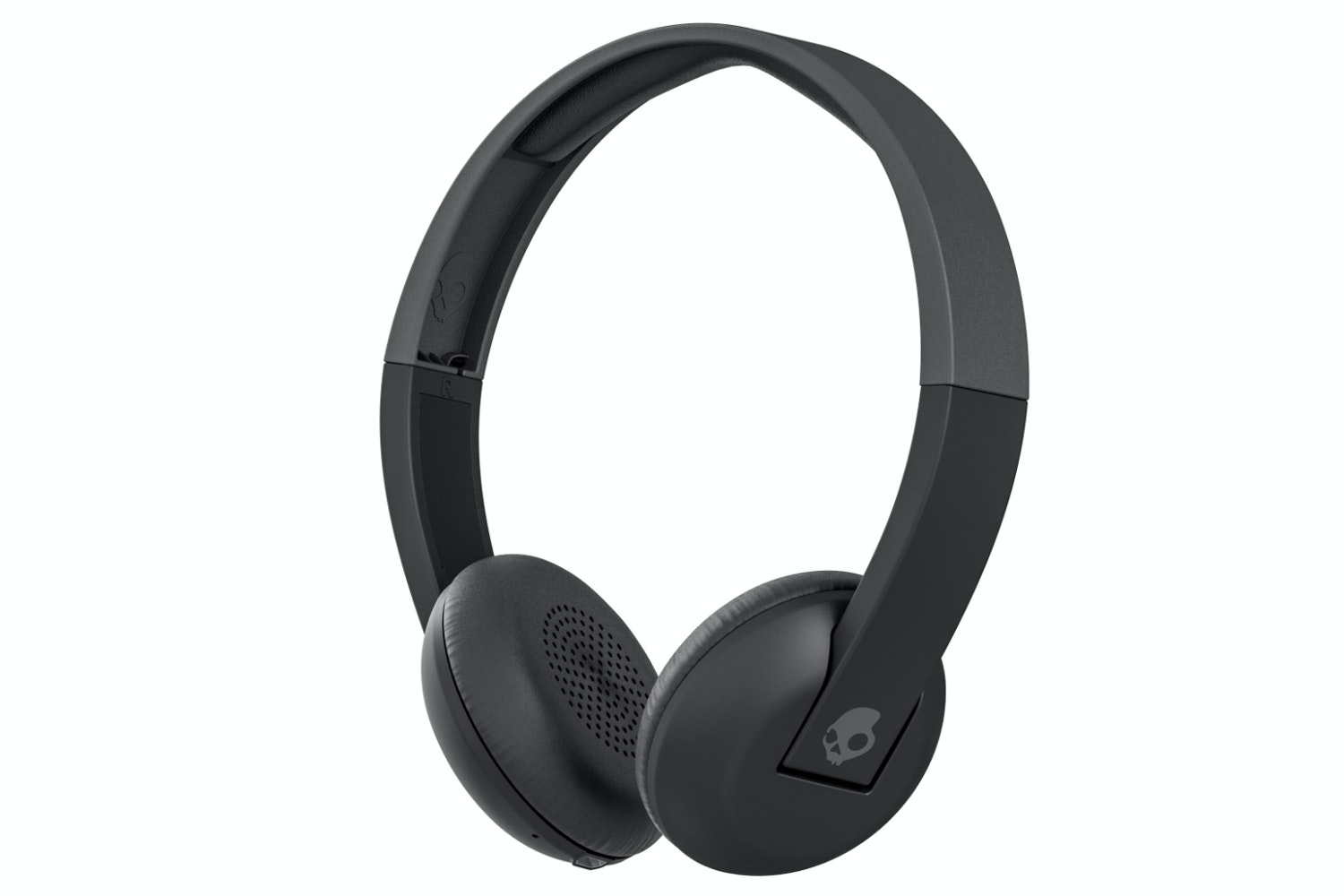 Skullcandy Uproar Black Wireless Headphones