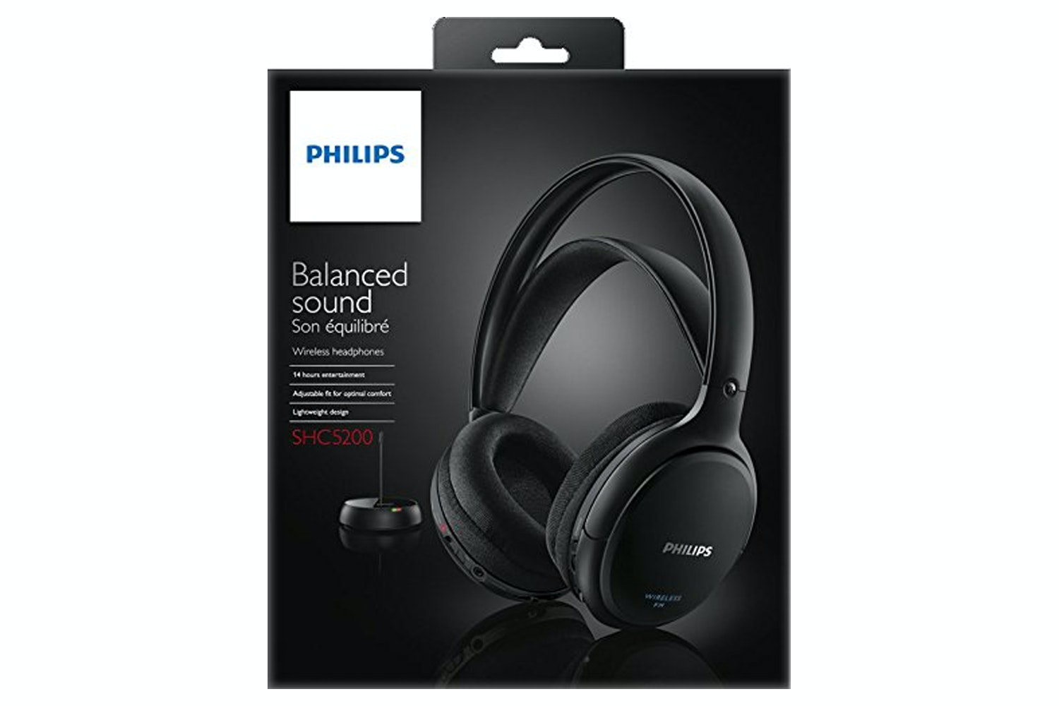 Philips Wireless Headphones | SHC5200/05