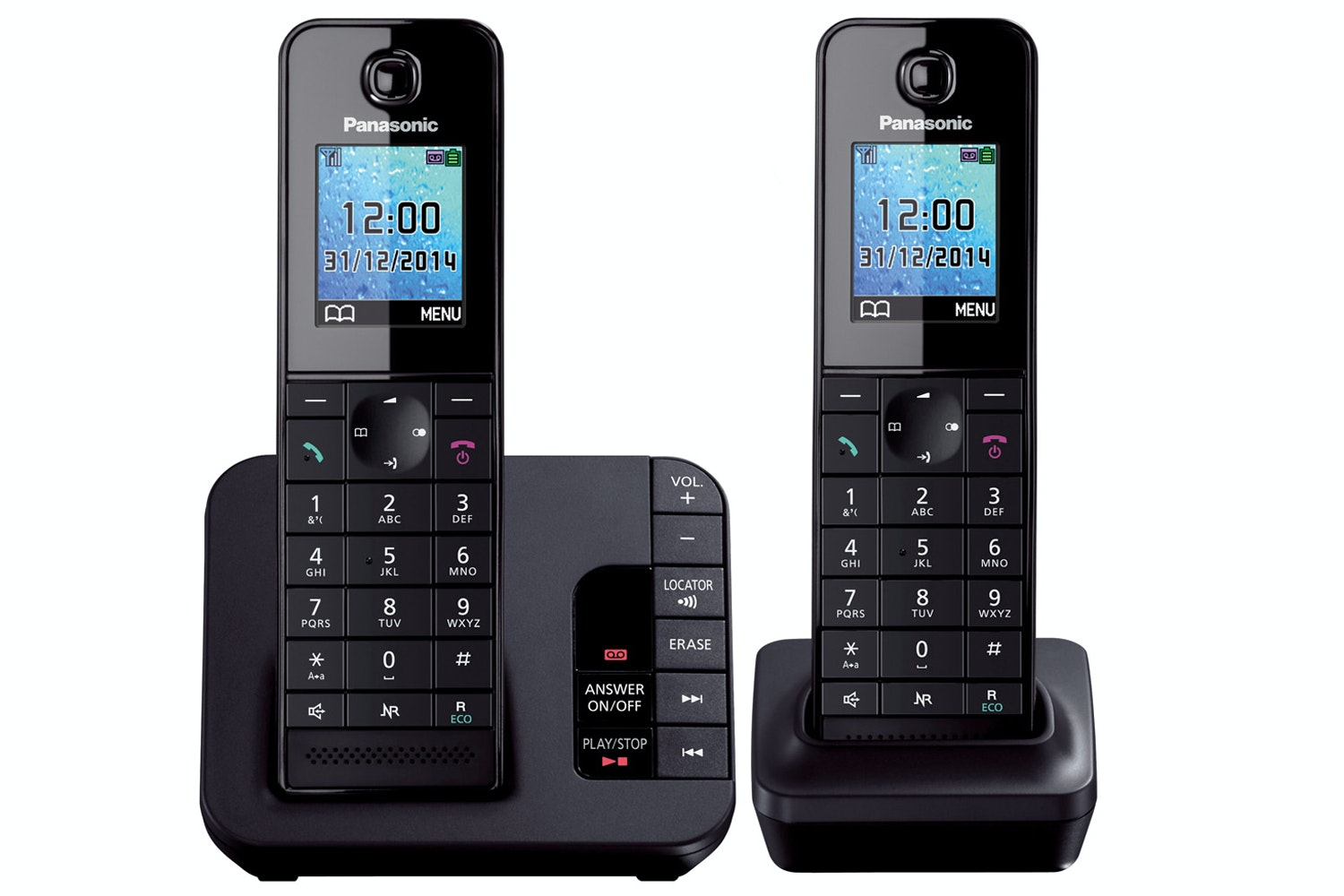 Panasonic  Twin Cordless Telephone | KX-TGC222
