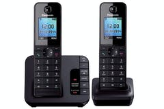 Panasonic  Twin Cordless Telephone | TAPCS222T