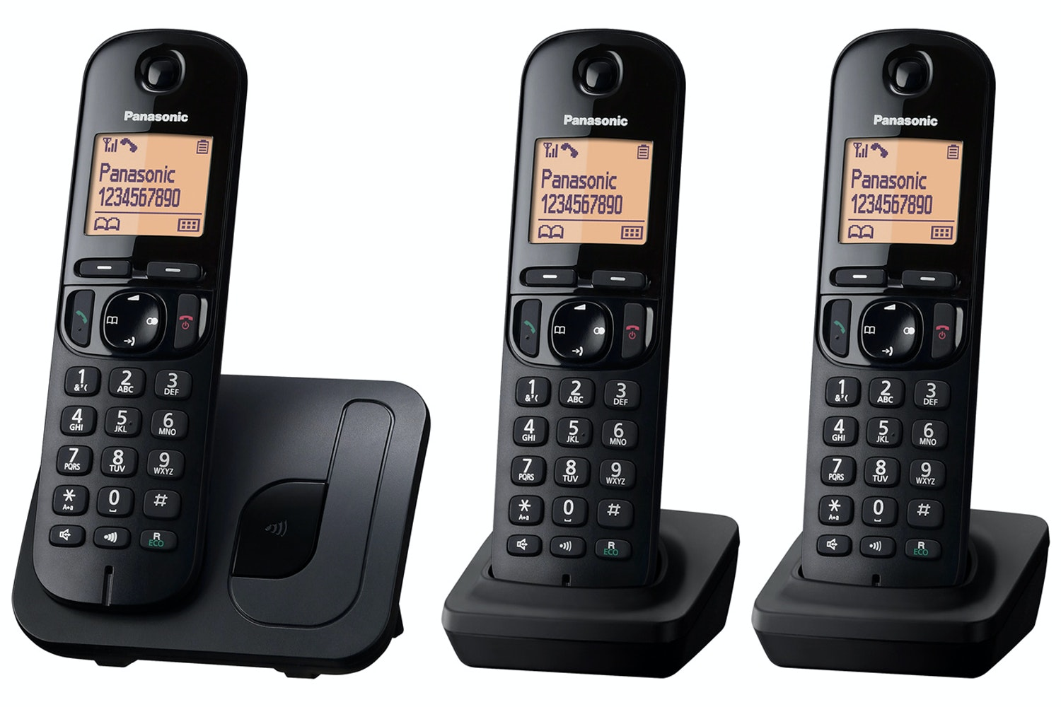 Panasonic Trio Home Phone | KX-TGC213