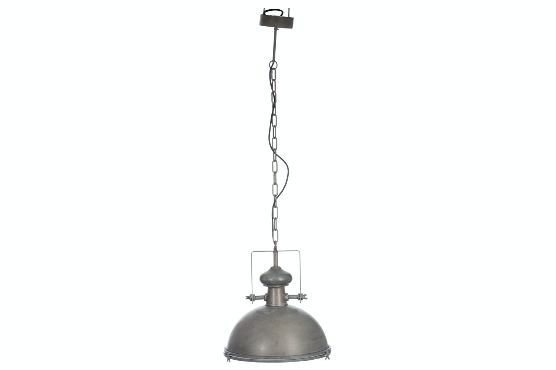 Industrial Ceiling Light | Grey