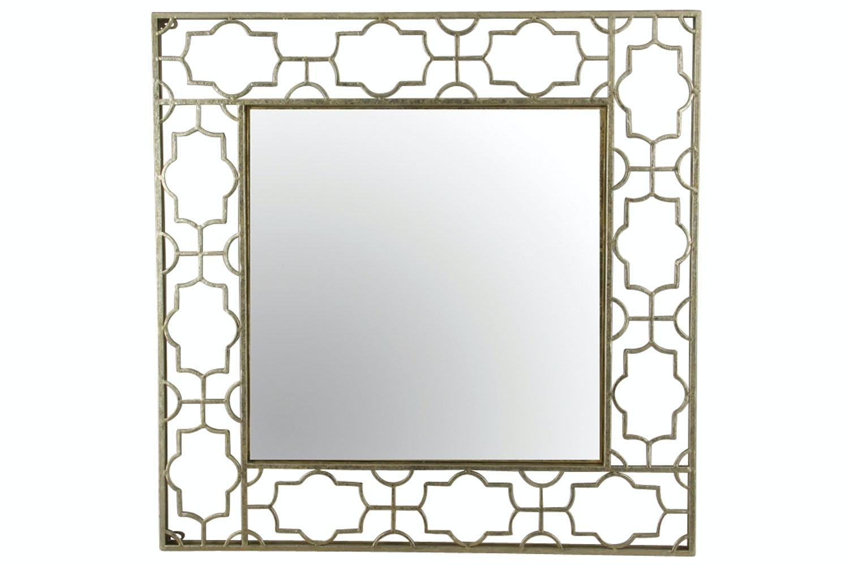 Moroccan Square Mirror