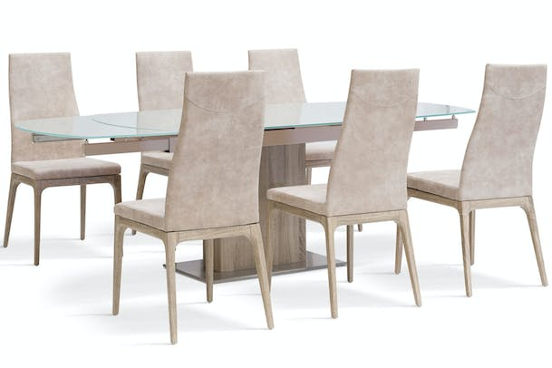 552299826a22 Lucci 7 Piece Dining Set