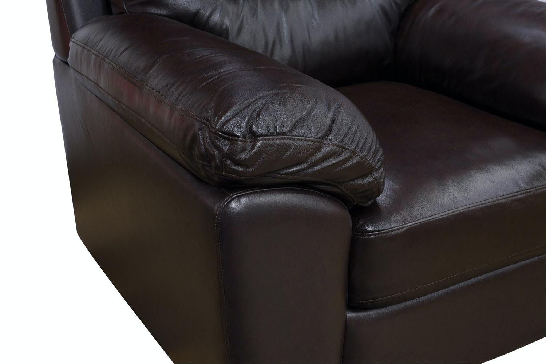 Astor Leather Corner Sofa